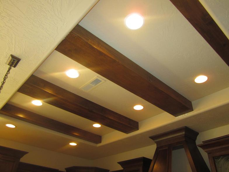 Beams Custom Ceilings